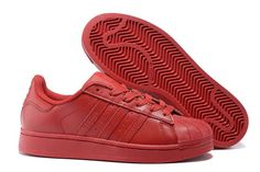 outlet store 018a2 a7193 Adidas Women Originals Superstar Supercolor Pack Shoes Red Adidas Superstar,  Superstar Supercolor, Women s Shoes