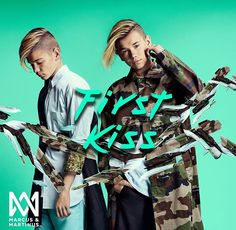 """I am listening to """"First Kiss - Marcus & Martinus"""". Let us enjoy music on JOOX! Music App, Good Music, Instagram 2017, I Go Crazy, Wattpad, First Kiss, Bambam, Little Sisters, Boys Who"""