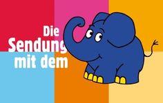 A German children's TV show Elephant Wallpaper, Kids Tv Shows, Character Wallpaper, Cover Photos, Ipad Mini, Teaching Kids, Winnie The Pooh, Smurfs, Disney Characters