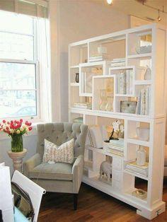 mueble divisor de ambiente