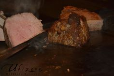 Beef perfectly prepared and sliced at last night's dinner. Steak, Beef, Dinner, Night, Food, Meat, Suppers, Essen, Ox