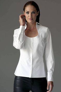 pia white shirt by the shirt company   notonthehighstreet.com