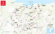 ANDRÉ DIB: Dientes de Navarino: o trekking do fim do mundo