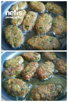 Leek Mother Meatball with Vegetables (Puff Puff Soft) - Steak Recipes Steak Recipes, Cooking Recipes, Good Food, Yummy Food, Dinner Party Recipes, Turkish Recipes, Healthy Eating Tips, Vegetable Recipes, Food And Drink