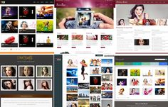 30+ Amazing Free Photography Website Templates