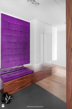 Al. Rzeczpospolitej - Hol / przedpokój, styl nowoczesny - zdjęcie od Patryk Kowalski Architektura i projektowanie wnętrz