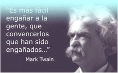 Mark Twain 5 frases en imagenes