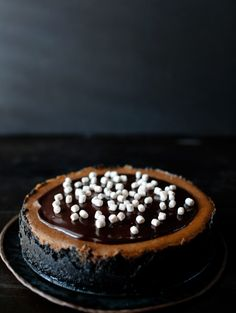Hot Chocolate Cheesecake Picture