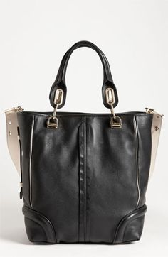 Chloé 'Military Paraty' Leather Tote