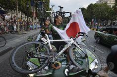 新城、総合65位でツール・ド・フランスを終える 国際ニュース:AFPBB News