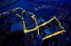 F1 Singapore Grand Prix 2012 Party Time  1