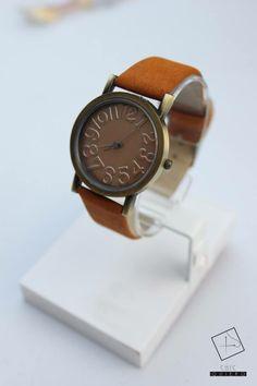 Chic quiero SALE!! RELOJ COLORS $8.990 APROVECHA Y OBTEN TU RELOJ AHORA! Leather, Accessories, Clock, Jewelry Accessories