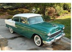1955 Chevy Classic Cars