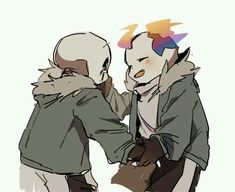 °*Undertale And Different Au*°. Undertale Love, Undertale Ships, Undertale Fanart, Undertale Comic, Undertale Drawings, First Humans, Best Memories, Fnaf, Comic Art