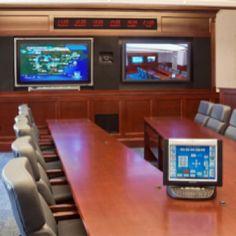 Conference Room... War Room