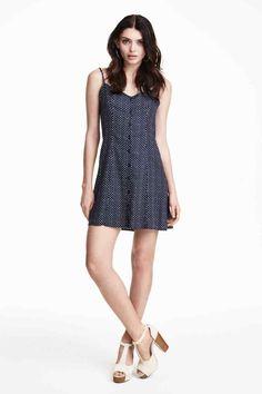 连衣短裙   H&M