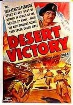 Desert Victory     WATCH FULL MOVIE Free - George Anton -  Watch Free Full Movies Online: SUBSCRIBE to Anton Pictures Movie Channel: http://www.youtube.com/playlist?list=PLF435D6FFBD0302B3  Keep scrolling and REPIN your favorite film to watch later from BOARD: http://pinterest.com/antonpictures/watch-full-movies-for-free/       The Allied campaign to drive Germany and Italy from North Africa is analysed, with the major portion of the film examining the battles at El Alamein...