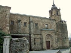 León Villafranca del Bierzo Monasterio de la Anunciada