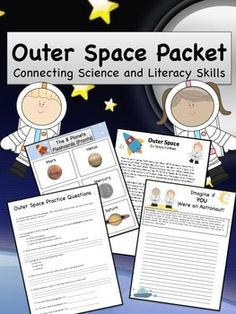 our solar system packet - photo #14