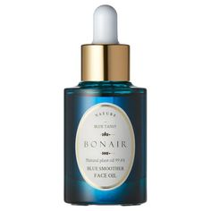 Bonair Blue Smoother Face Oil 30ml: Image 01