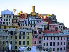 Blog over Cinque Terre