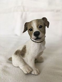 Jack Russell Puppy Figurine By Paw Prints 90783 1999 Collectible Jack Russell Puppies, Paw Prints, Pitbulls, Dogs, Animals, Ebay, Collection, Animales, Animaux