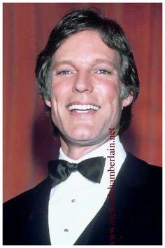 Richard Chamberlain Golden Globe Award 1984 Best Actor for The Thorn Birds