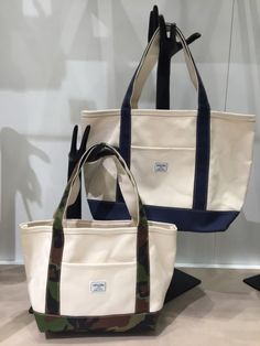 再入荷HYLON TOTE BAG VOL.1
