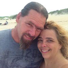 Our engagement august 8, 2014 Bodies light house Cape Hatteras NC