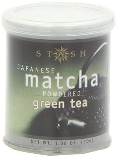 Stash Tea Japanese Matcha Powdered Green Tea,