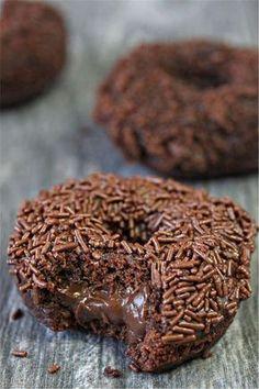 Ντόνατς σοκολάτας: Η σπιτική συνταγή