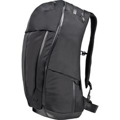 Alchemy Equipment AEL012 Softshell Carry On Daypack | Black