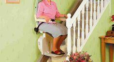Montascale per Anziani e Disabili