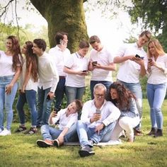 ~Groepsfoto familie fotoshoot anno 2017~