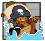 monkey buccaneer from bloons tower defense