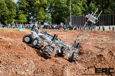 European Rover Challenge part of the global robotic league