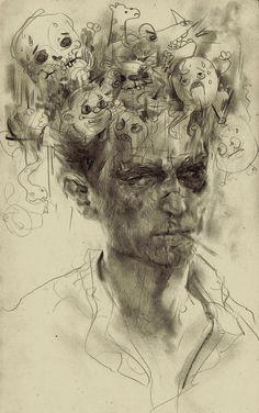 Scribbles - Miles Johnston