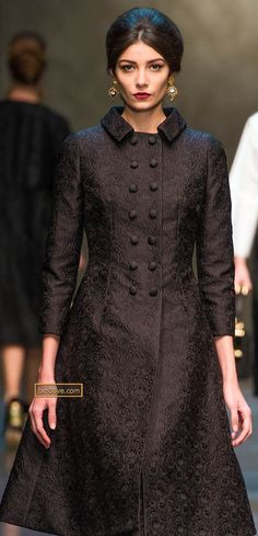 Dolce & Gabbana Fall/Winter 2013/2014