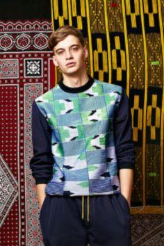 Boys crewneck sweater
