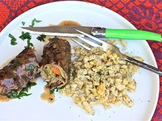 beef roulades with dill spaetzle... I have been looking for recipe for this.