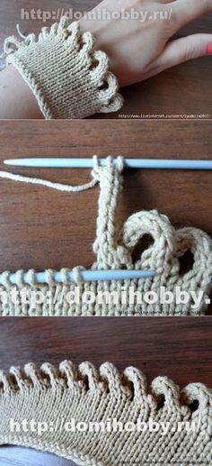 Boucler la boucle avec le bord d'inscription cordon