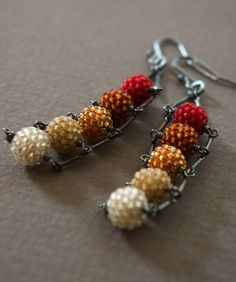from tqbdesigns on Etsy....beaded beads
