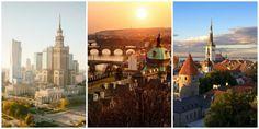 Nu het nieuwe jaar eraan komt, wordt het ook tijd om onze bucketlist voor 2016 te maken (of verder aan te vullen). Reizen hoort daar - uiteraard - ook bij. In Europa zijn er nog veel steden die je voor weinig geld kan ontdekken. Voor wie nog niet weet waar naartoe, check alvast deze 9 bestemmingen voor enkele gewéldige (en goedkope) steden die sowieso op je bucketlist moeten staan!