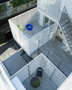 salhaus apartment in nishiazabu japan designboom