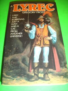 LYREC GREGORY FROST FEB 1984 PAPERBACK ORIGINAL $9.99 #FREE SHIP IN THE USA!