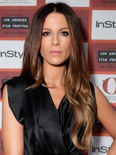 Kate Beckinsale love the hair
