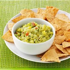 Tropical Guacamole Recipe -Fresh pineapple stars in this fruity guacamole that sure hits the spot! Both kids and adults have enjoyed it as a poolside snack or as a satisfying appetizer at a summer barbecue. —Sarah White, Salt Lake City, Utah