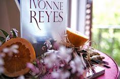 Algunos de los ingredientes de la fragancia IR by Ivonne Reyes