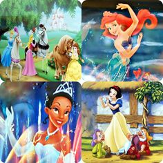 Who is your favorite #Disney #princess?