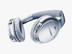 Bose has finally released a wireless version of its wildly successful noise cancelling headphones. The Bose offers Bluetooth connection with the ultimate Bose noise-cancelling technology. Noise Cancelling Kopfhörer, Wireless Noise Cancelling Headphones, Bose Wireless, Verizon Wireless, Bluetooth Speakers, Best In Ear Headphones, Audiophile, Tech Gadgets, Macbook Pro
